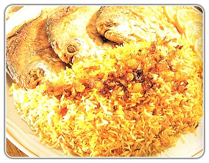 """Rice With fish"" Motabbak Zobidi"
